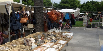 Markets in Menorca