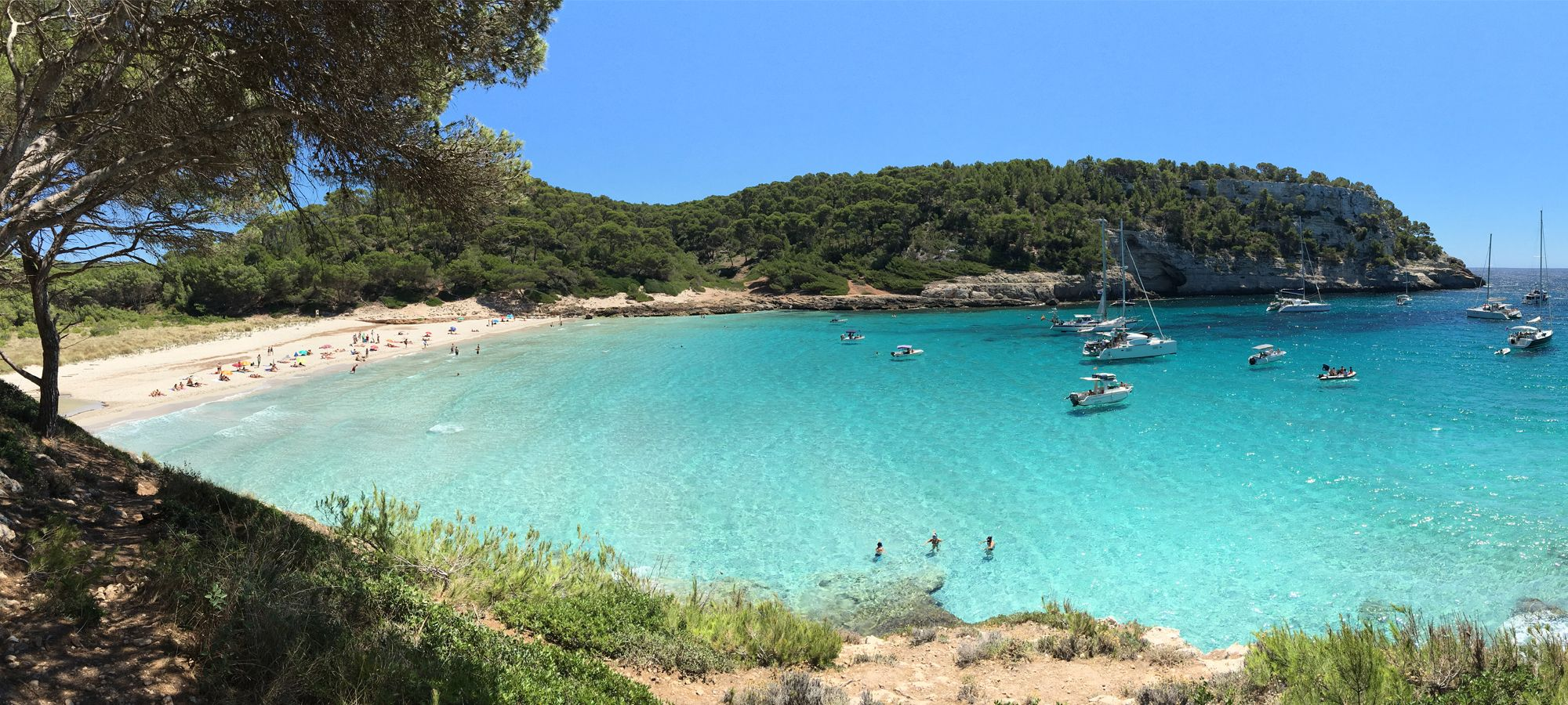 Menorca Beaches A Guide To The Best Beaches On Menorca