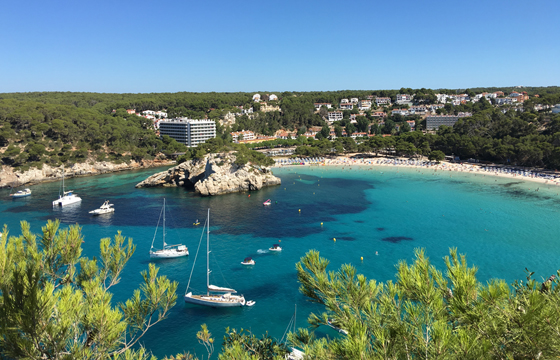 Menorca Beaches: A Guide to the Best Beaches on Menorca ...
