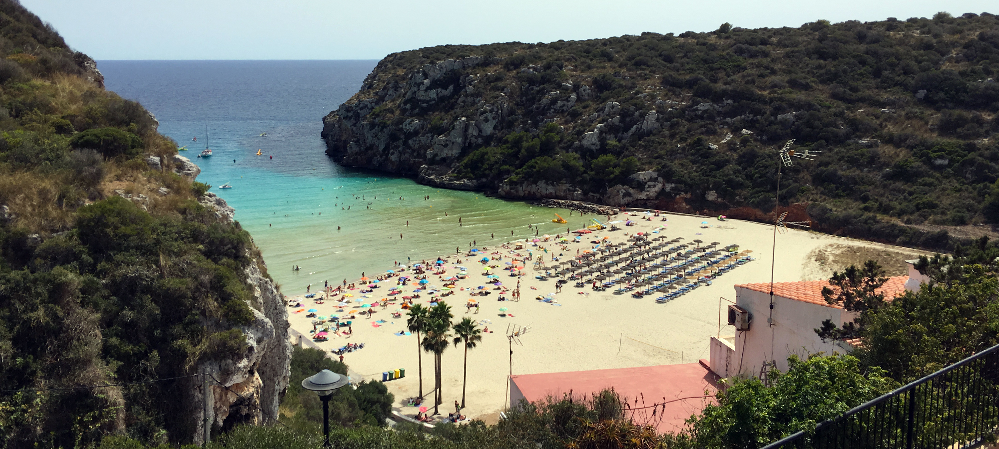 Cala en porter resort guide