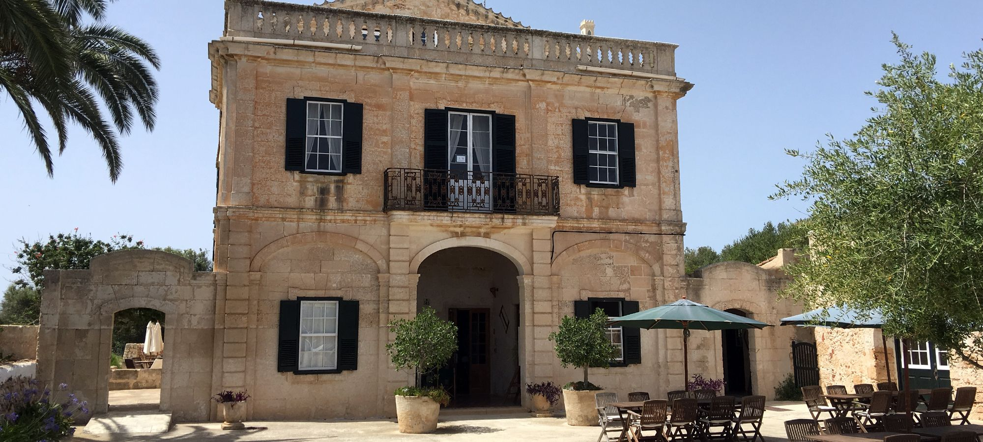 Accommodation in Menorca