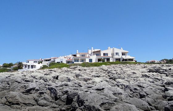 View apartments in Menorca