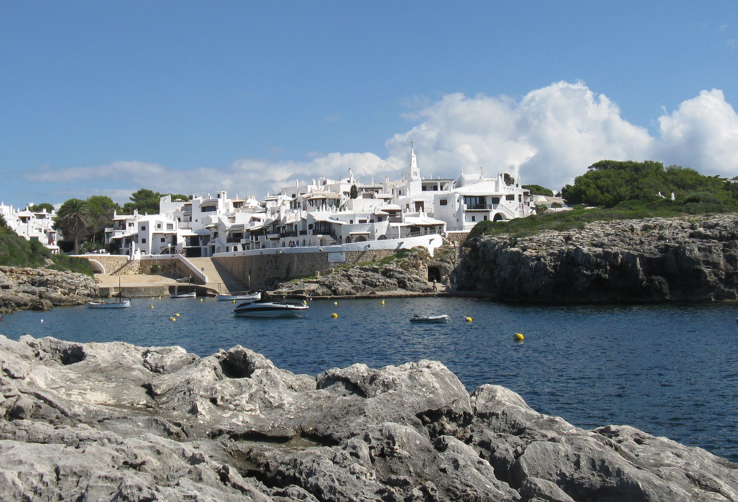 Free attractions in Menorca