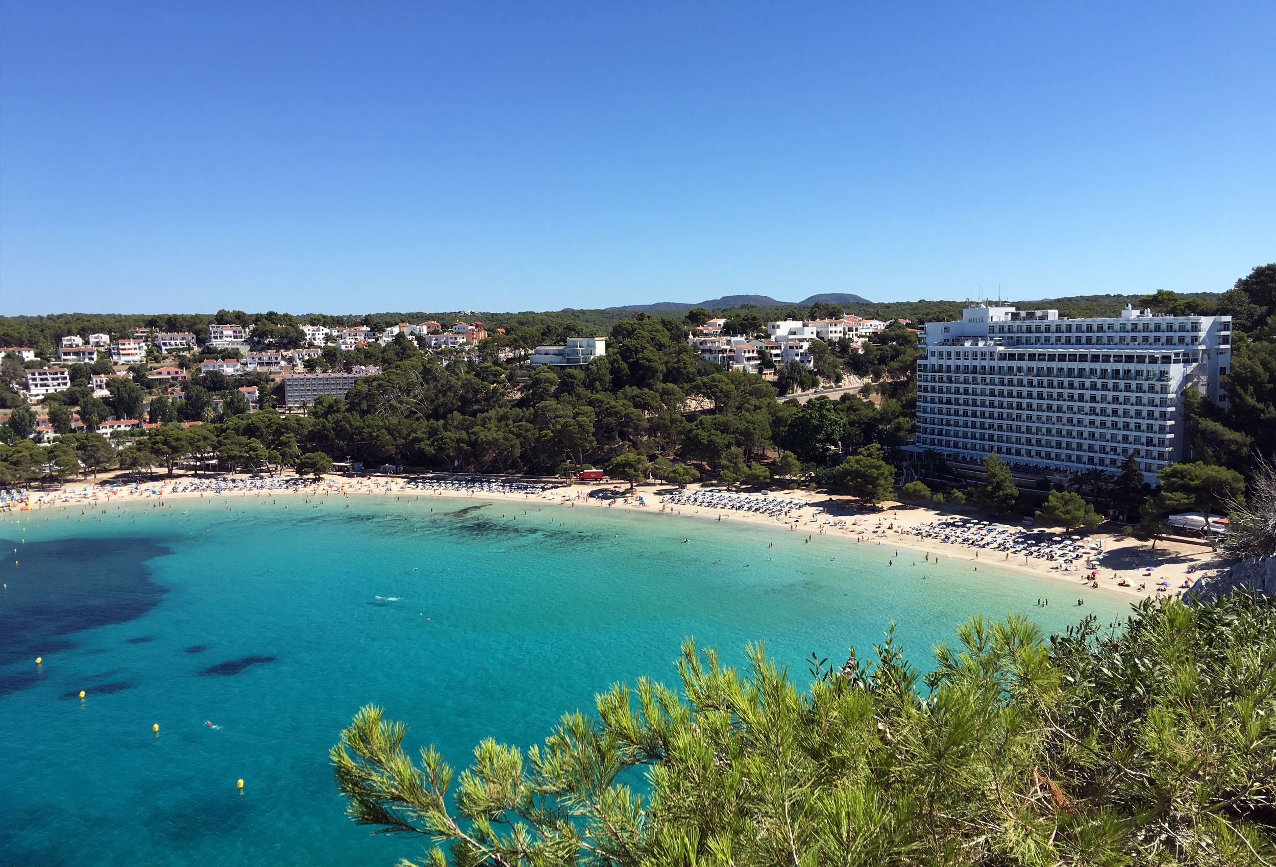 Resorts in Menorca